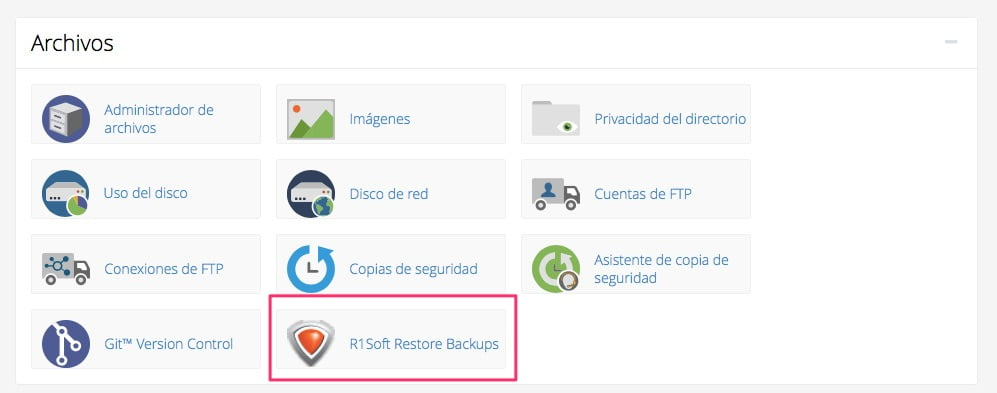 Backup WordPress y WooCommerce con el servicio de mantenimiento de WordPress.